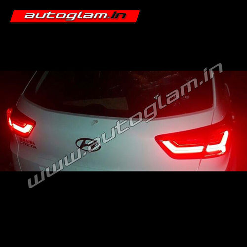 Hyundai Creta Bmw Style Taillights Creta Tail Lights