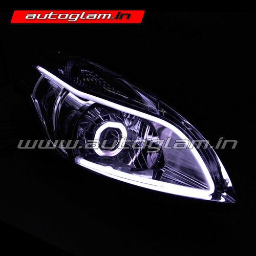 AGME703,Maruti Suzuki ERTIGA AUDI Style Projector Headlight High/Low Beam
