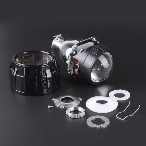 Morimoto Car Bi Xenon Projector Lens Kit With Black