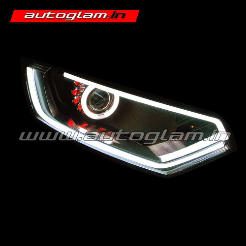 Ford Ecosport Audi Style Projector Headlights Agfe960e Autoglam