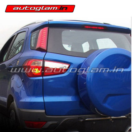 Ford Ecosport Hid Aftermarket Led Tail Light Agfepl022 Autoglam
