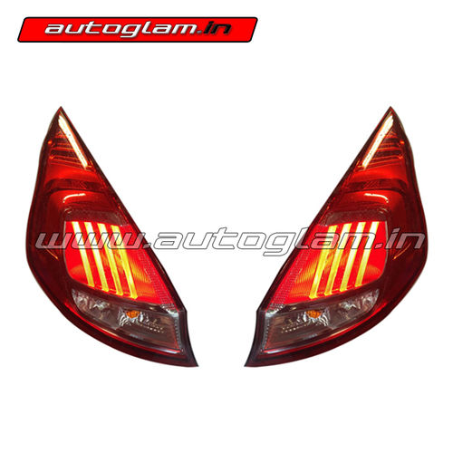 Ford Fiesta Led Taillights Ecosport Taillamp