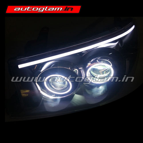Toyota Fortuner 2009 12 Projector Headlight Aftermarket Agtf601 Autoglam