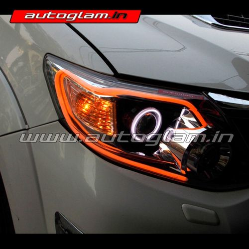 Toyota Fortuner 2012 15 Projector Headlight Aftermarket