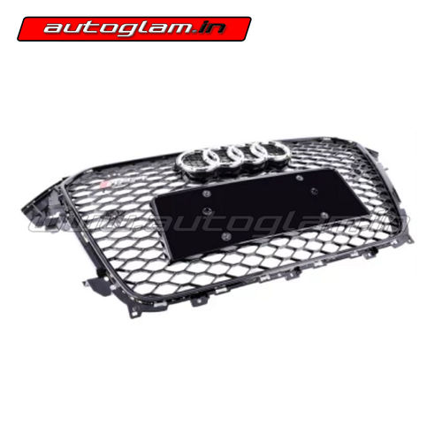 Audi A4 Front Grill Front Grills Audi A4 Agars4b9fg Autoglam