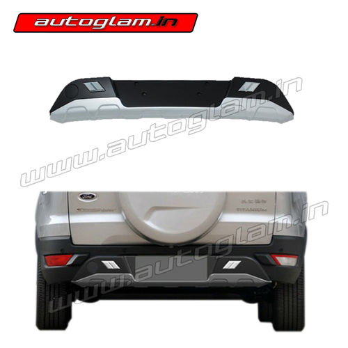 Ford Ecosport Rear Nudge Guard Bumper Guard Agfeng333r Autoglam