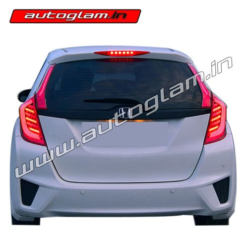 Honda Jazz Led Taillights Honda Jazz Honda Tail Lamps