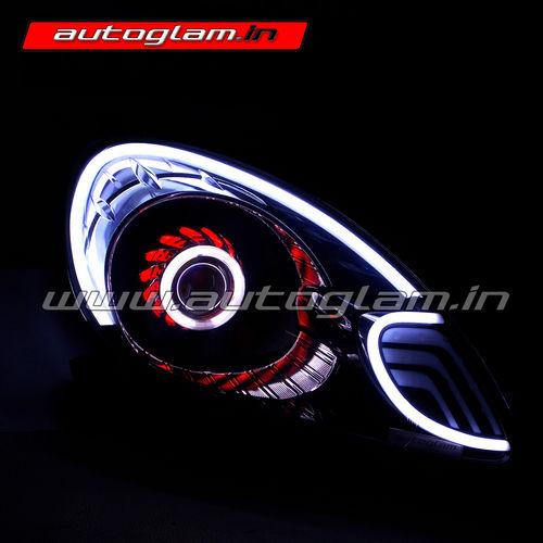 Honda Mobilio Audi Style Hid Projector Headlights Hid Aghm620 Autoglam