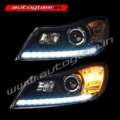 Ford Ecosport Aftermarket Accessories >> Skoda LAURA| 2009-13| projector headlight| Custom lights| AGSL920HL -Autoglam