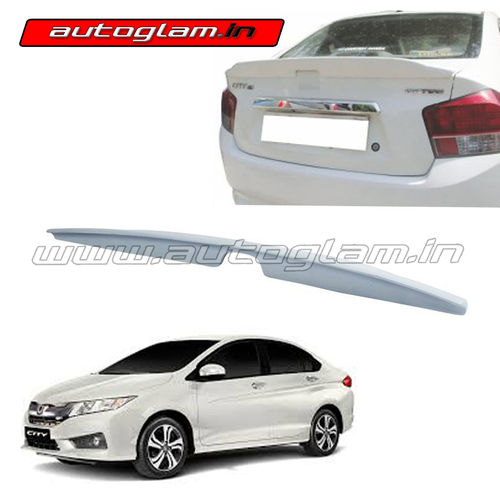 AGHCO33LS, HONDA CITY LIP SPOILER OLD MODEL, COLOR   TAFFETA WHITE