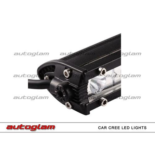 Agcr54w20 Universal Cree Led 20 Inch 54w Slim Single Row Light Bar 6000k Pure White
