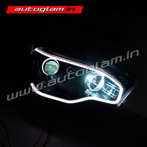 Mahindra Scorpio Evoque Style Dual Hid Projector