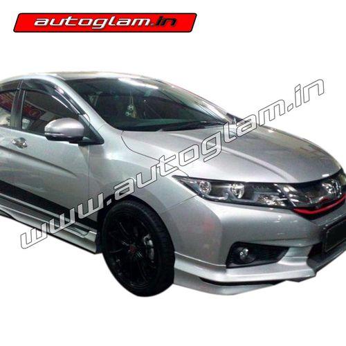 Honda City Bmw Style Projector Headlight Custom