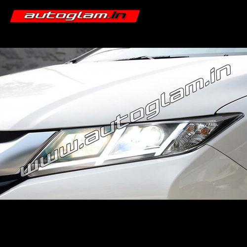 AGHC603TT, Honda City 2014 16 AUDI TT STYLE HID PROJECTOR HEADLIGHTS