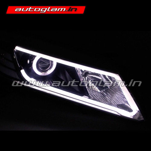 AGHCSR930, Honda City 2014 16 Evoque Style HID Projector Headlight