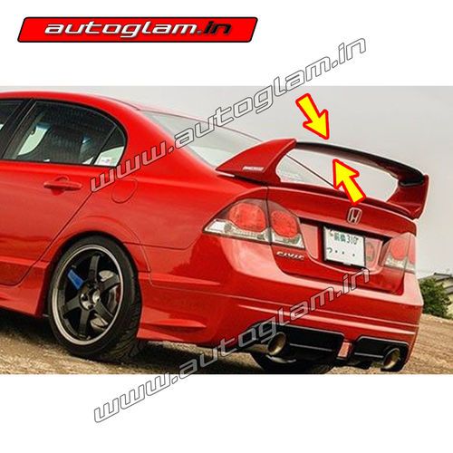 honda civic mugen spoiler mugen spoiler honda civic honda civic. Black Bedroom Furniture Sets. Home Design Ideas