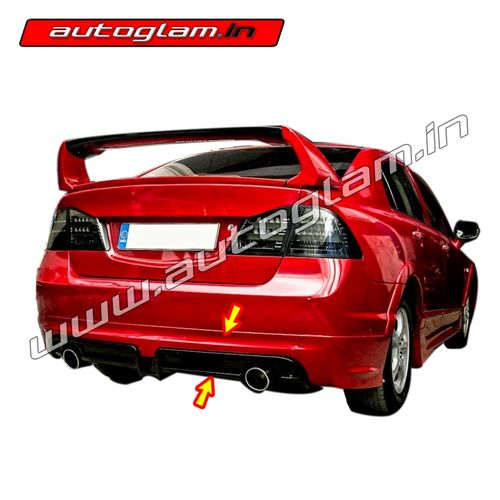 honda civic body kit honda body kit aghc630mrr autoglam. Black Bedroom Furniture Sets. Home Design Ideas