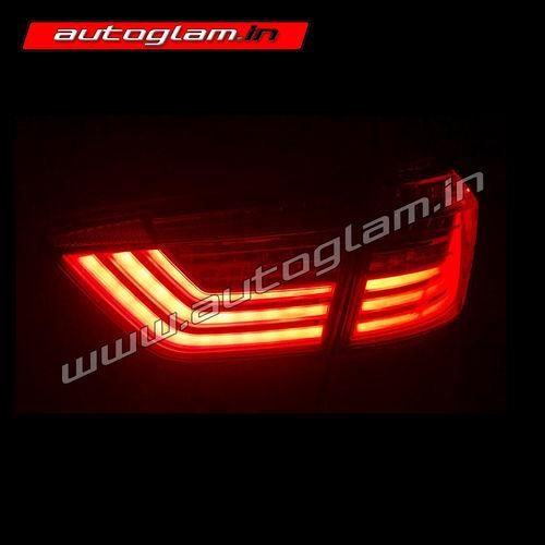 AGHC690TL, HYUNDAI CRETA AUDI STYLE LED TAILLIGHTS   AUTOGLAM
