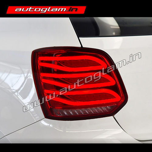 Volkswagen Polo 2007 17 Merc Style Led Tail Lights
