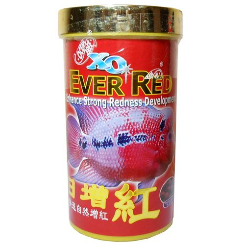 Ocean Free Ever Red Flower Horn Fish Food 280ml