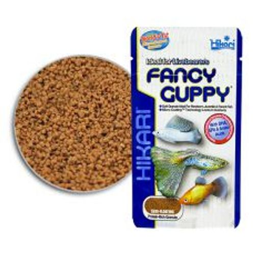 Hikari Fancy Guppy Food Review