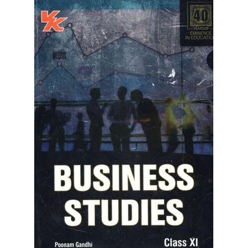 Business Studies - 11 (V K Publication)