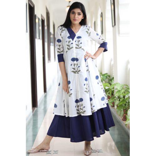 Mughal Butta DL Dress