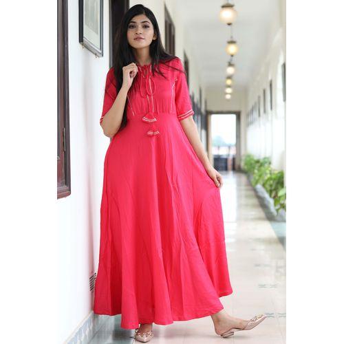 Pink Gotta Dress