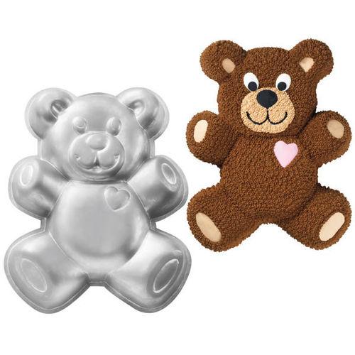 Teddy Bear Cake Mould