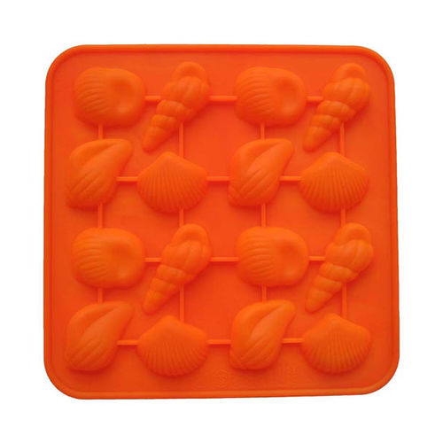 Sea-shell theme Chocolate mould