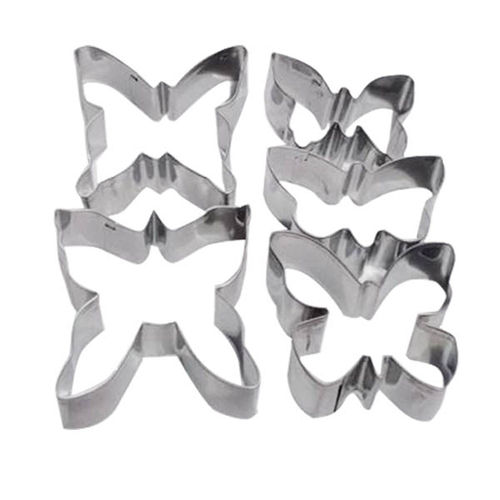 Butterfly 5 in 1 Cookie Cutter set