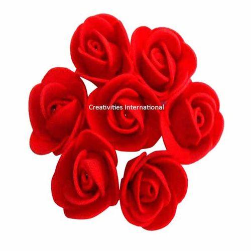 RED FOAM FLOWERS(SMALL)