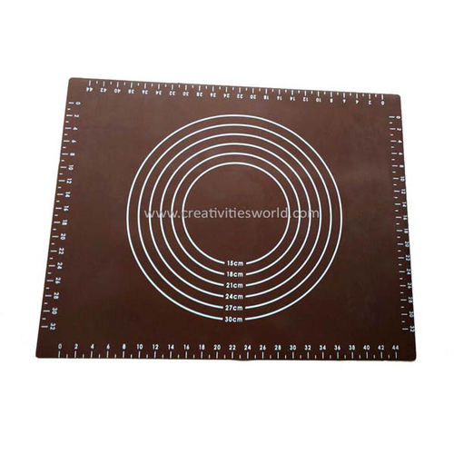 Silicone Mat with Dimension