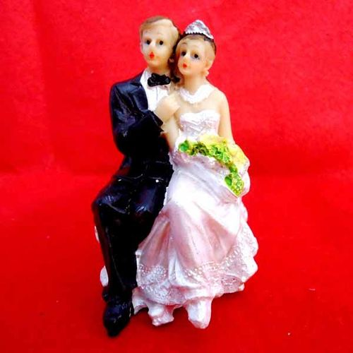 Wedding Couple's Topper 1(Small)