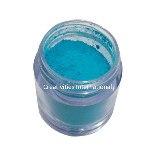 Sapphire Blue Petal Dust