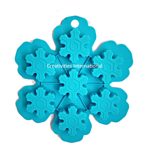 Snowflakes Chocolate mould