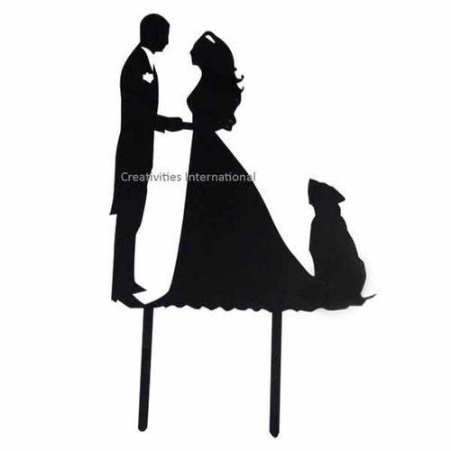 Wedding Couple Toppers 5