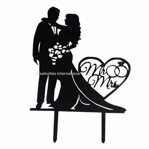 Wedding Couple Toppers 10