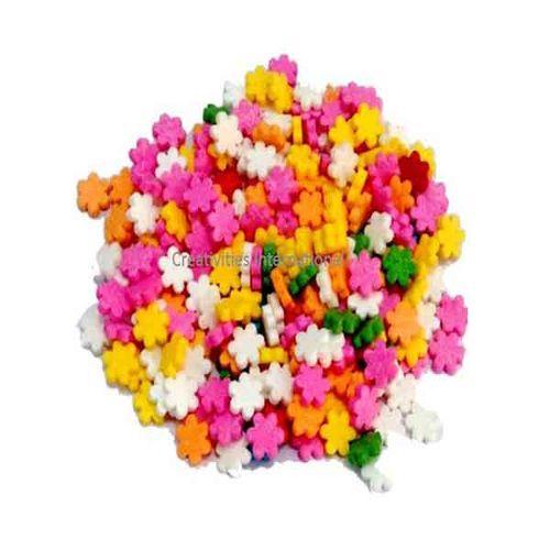 Colorful Sugar Flower