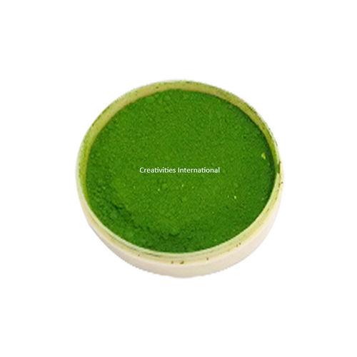 Green Petal Dust