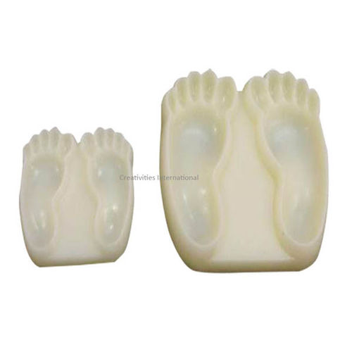 Baby Foot Shape Cupcake Impression Mould