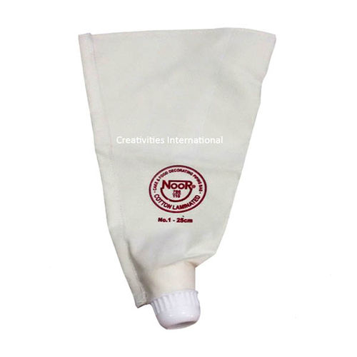 9 INCH COTTON PASTRY BAG