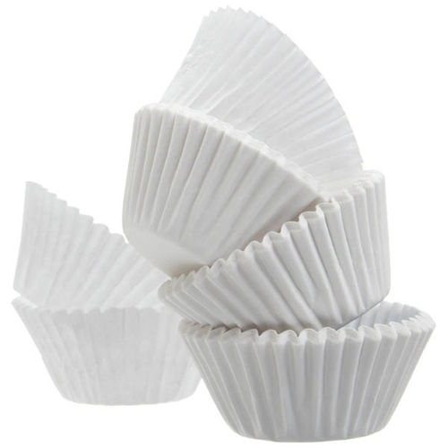 White Color Cup Cake Liner (Small)