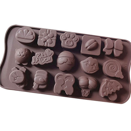 Multishape Chocolate Mould
