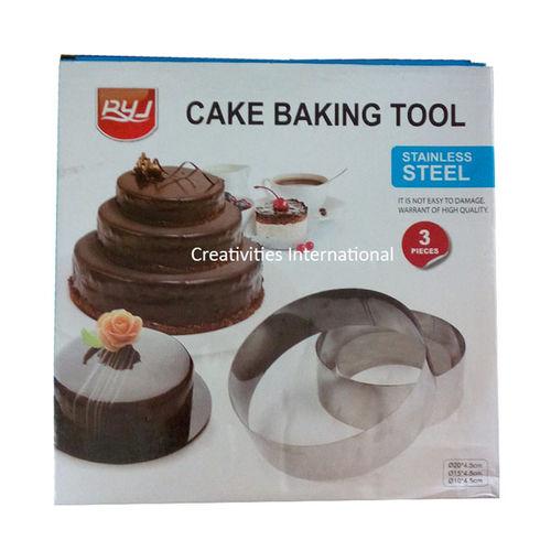 Cake Ring Round