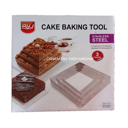 Cake Ring Square