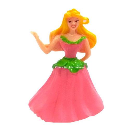 Princess Cake Topper 4
