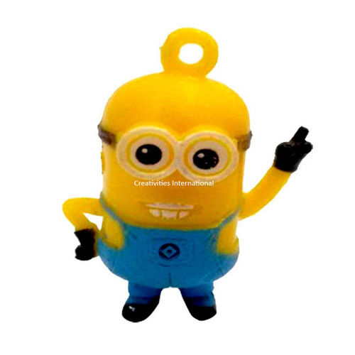 Mini Minion Cakes Topper 3
