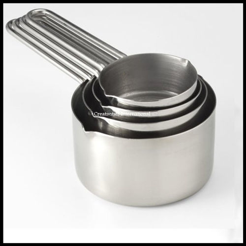 Steel Measuring Cups