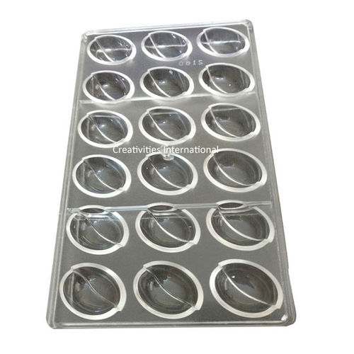 Coffee Beans Polycarbonate Chocolate Mold